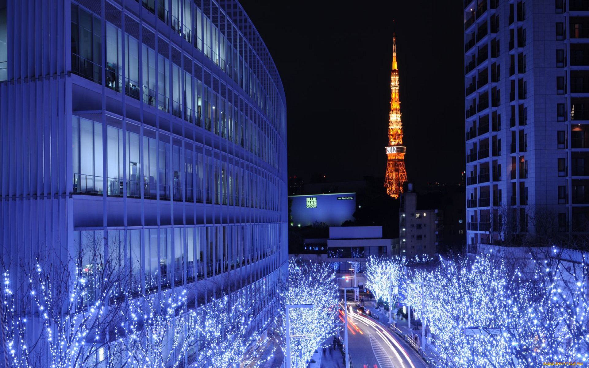 чтобы фото новый год токио помогут